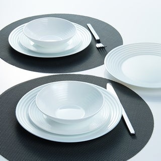 Luminarc 12 Piece Harena Dinnerware Set - 12 piece set
