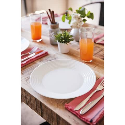 Luminarc Harena Dinner Plate, Set of 6 - 6 Piece