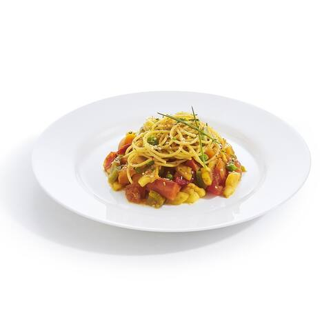Luminarc Everyday Dinner Plate, Set of 6 - 6 piece set