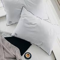 Pillow Guy White Goose Down Stomach Sleeper Pillow