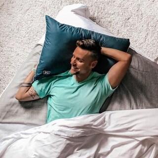 Pillow Guy Soft Down Alternative Stomach Sleeper Pillow