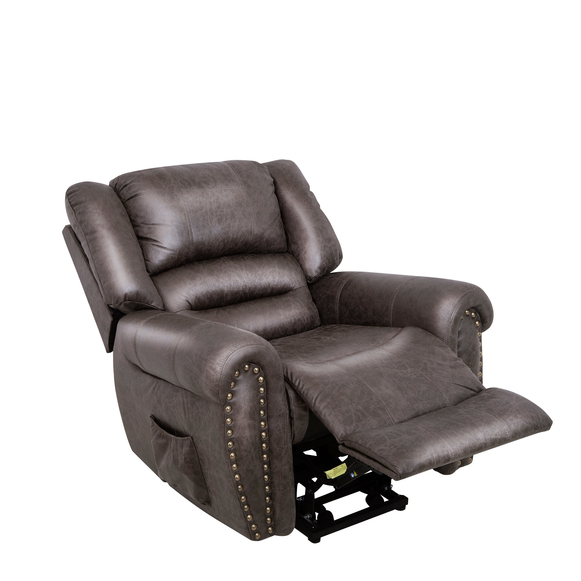 Stupendous Copper Grove Makiivka Heavy Duty Power Lift Recliner Chair With Built In Remote Evergreenethics Interior Chair Design Evergreenethicsorg