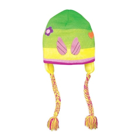Kidorable Fairy Knit Hat, Green, One Size Fits Most, Handmade lightweight