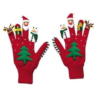Kidorable small Christmas gloves