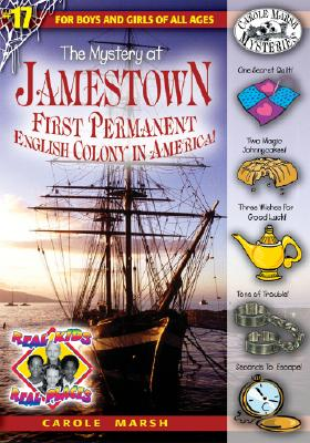 The Mystery at Jamestown (Paperback)