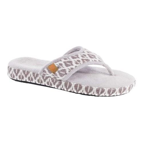 388aa8427d8 Shop Women s Acorn Summerweight Thong Slipper Ash Tribal - Free Shipping On  Orders Over  45 - Overstock.com - 20098579