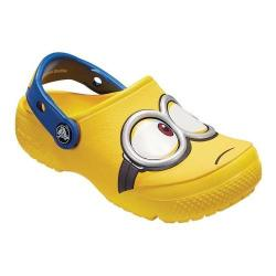 Children's Crocs CrocsFunLab Minions Clog Kids Yellow