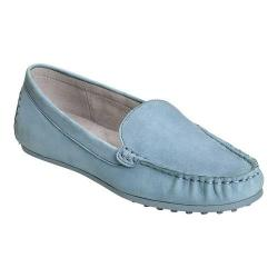 Women's Aerosoles Over Drive Loafer Chambray Nubuck
