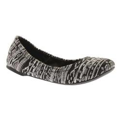 Women's Lucky Brand Emmie Flat Black Textile