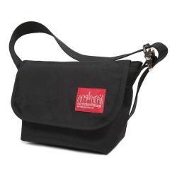 Manhattan Portage Vintage Messenger Bag Jr (Small) Black