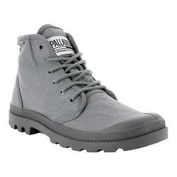 Palladium Pampa Hi Originale TC Boot French Metal/Forged Iron Cotton Textile (More options available)