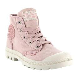 Women's Palladium Pampa Hi Sneaker Peach Whip/Marshmallow
