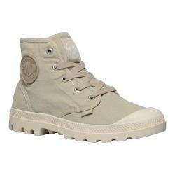 Women's Palladium Pampa Hi Sneaker Sahara/Ecru