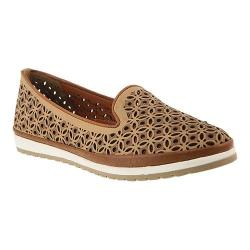 Women's Spring Step Tulisa Loafer Taupe Leather