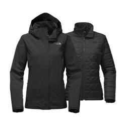 Women's The North Face Carto Triclimate Jacket TNF Black