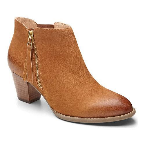 Vionic with Orthaheel Technology Sterling Ankle Boot (Women's) EElp8Yh2E
