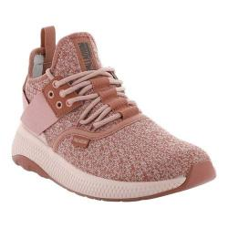 Women's Palladium Ax Eon Lace Knitted Sneaker Brick Dust/Peach Whip/Rose Tan Knitted Textile (More options available)
