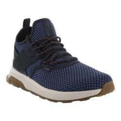 Men's Palladium Ax_Eon Lace High Top Sneaker Ensign Blue/Total Eclipse Textile