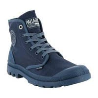 Palladium Mono Chrome II Ankle Boot China Blue Nylon/Synthetic Nubuck