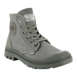 Palladium Mono Chrome II Ankle Boot Vetiver Nylon/Synthetic Nubuck