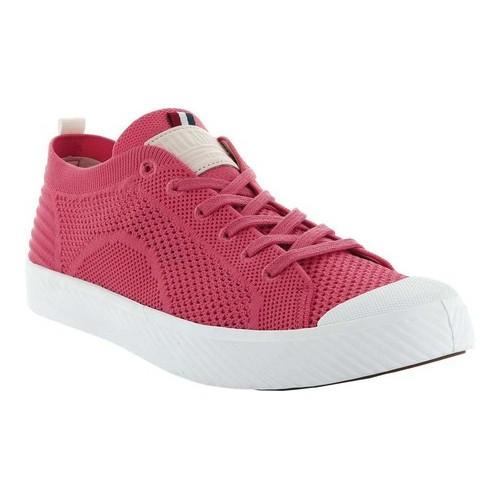 1132a9d990 Shop Palladium Pallaphoenix K Sneaker Spiced Coral Textile - On Sale - Free  Shipping Today - Overstock - 20146248