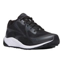 Men's Propet One Lightweight Sneaker Black/Grey Mesh
