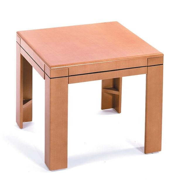 Boss Oak Laminate End Table