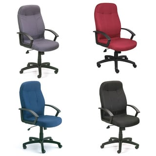 Boss Lumbar Support Executive Chair