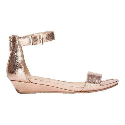 Kenneth Cole Reaction Great Viber Metallic Wedge Sandal bDoDVTt