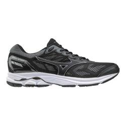 Men's Mizuno Wave Rider 21 Running Shoe Black
