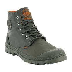 Palladium Pampa Puddle Lite Waterproof Boot Dusty Olive/Vetiver Textile
