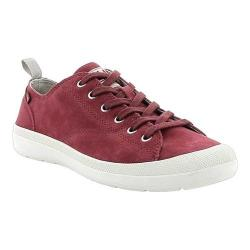 Women's Palladium Wander Lace Suede Sneaker Rio Red Suede (More options available)