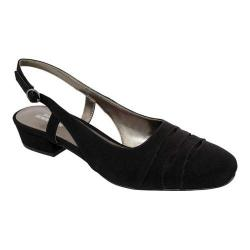 Women's Ros Hommerson Tempt Slingback Black Micro Touch