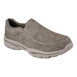 Men's Skechers Relaxed Fit Creston Moseco Loafer Taupe