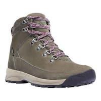 Women's Danner Adrika Waterproof Hiker Boot Ash Suede