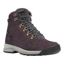 Women's Danner Adrika Waterproof Hiker Boot Plum Suede