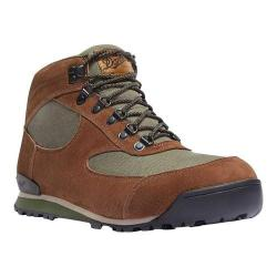 Men's Danner Jag 4.5in Hiking Boot Bark/Dusty Olive Suede/Textile