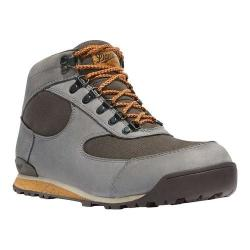 Men's Danner Jag 4.5in Hiking Boot Slate Gray/Lava Rock Full Grain Leather/Textile