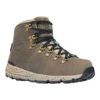 Women's Danner Mountain 600 4.5in Hiking Boot Hazelwood/Balsam Green