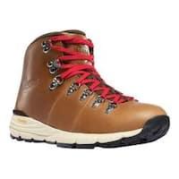 Women's Danner Mountain 600 4.5in Hiking Boot Saddle Tan Full Grain Leather