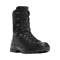 Men's Danner Wildland Tactical Firefighter 8in Boot Black Smooth Out Full Grain Leather