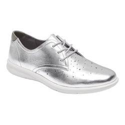 Women's Rockport Ayva Oxford Silver Leather