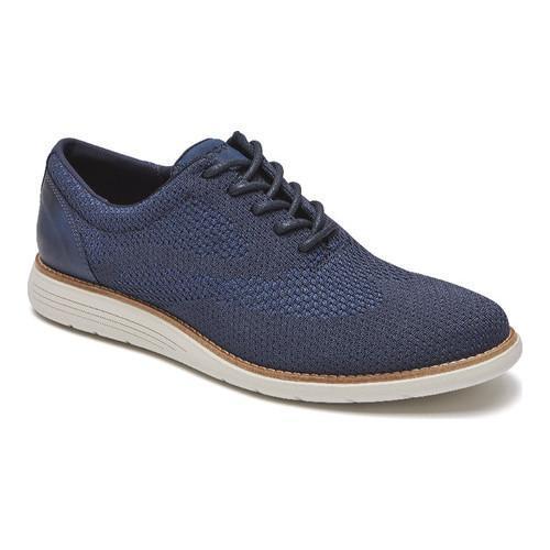 Rockport Men's Total Motion Sport Dress Woven Oxfords Men's Shoes EhA8iDp6Et