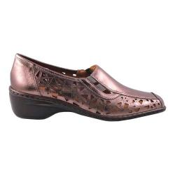 Women's Jenny by ara Rosa 51179 Slip-On Titan Flash-Metallic (More options available)