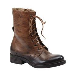 Women's Diba True Jump Back Logger Boot Tan Leather