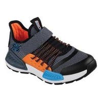 Boys' Skechers Kinectors Thermovolt Sneaker Blue/Gray