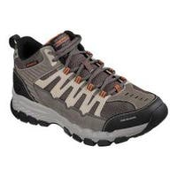 Men's Skechers Outland 2.0 Girvin Hiking Shoe Brown/Taupe