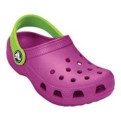 Children's Crocs Kids Classic Viola/Volt Green