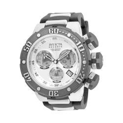 Men's Invicta Reserve 21640 Black Stainless Steel/Grey/Silver