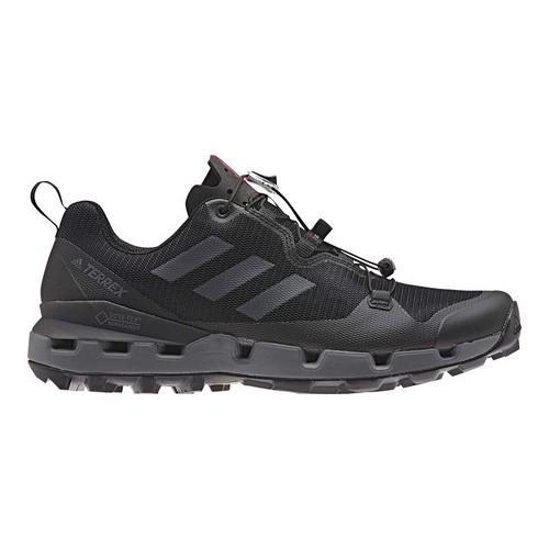 07842f9081a8 Shop Men s adidas Terrex Fast GORE-TEX SURROUND Hiking Shoe Black Grey  Five Hi-Res Red - Free Shipping Today - Overstock - 20268759
